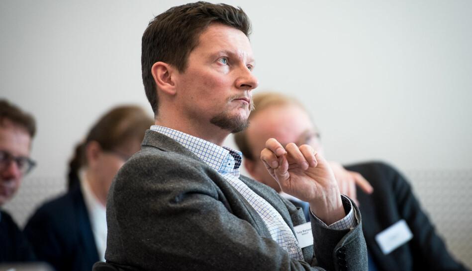 En evaluering av Nokut, slik Aune-utvalget foreslår, kommer for tidlig og omfatter for få, mener Nokut-direktør Tejre Mørland. Foto: Skjalg Bøhmer Vold
