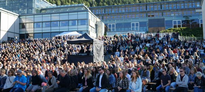 Høgskule la ut sensitiv info om fleire studentar