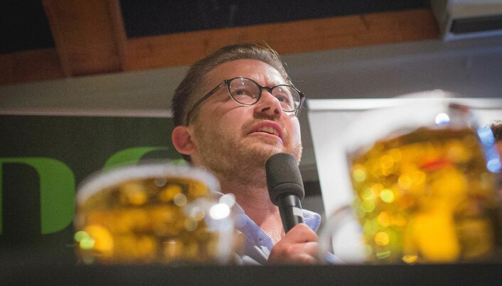 Sveinung Rotevatn ønsker seg større bredde i blant Venstres kandidater med tanke på bakgrunn.