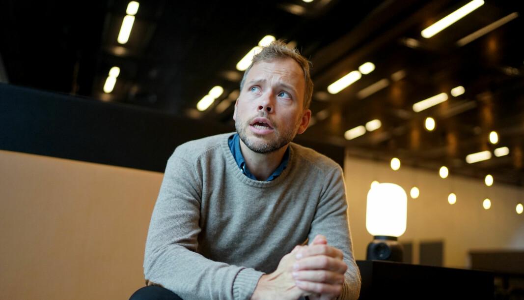 SV-leder Audun Lysbakken, uttrykker sterk skepsis til den nye koronaloven.