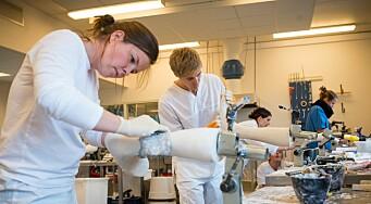 Norske studenter mindre fornøyd med arbeidslivsrelevans