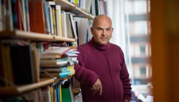 Professor Kjell Lars Berge. <br>Foto: Skjalg Bøhmer Vold