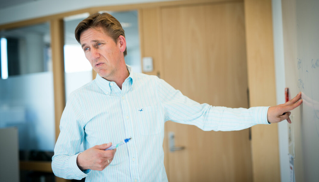Tidlegare dekan ved OsloMet, Egil Trømborg, søkjer seg til ei ny dekanrolle i vest.