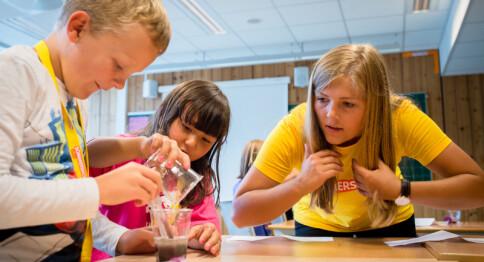 Internasjonale eksperter mener finansieringen av lærermaster må utbedres