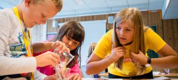 Norge trenger flere grunnskolelærere som er faglig sterke