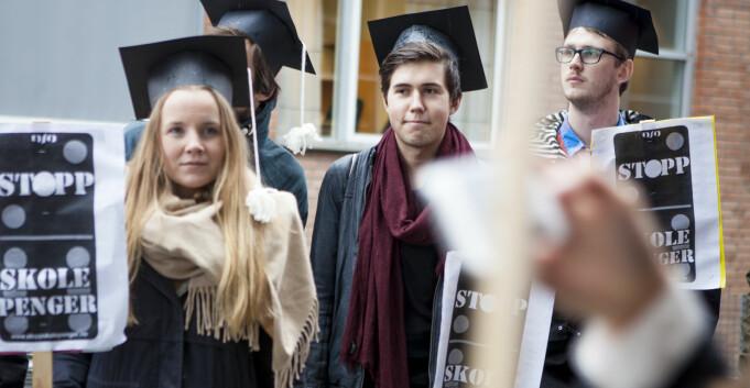 Ble korona-krisen spikeren i kista for skolepenger?