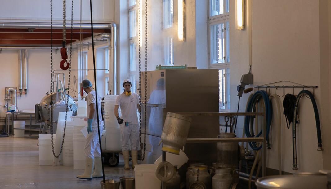 På NMBU er mye forskning koblet til arbeid i laboratorier eller feltarbeid i bistandsland. Begge deler sterkt vanskeliggjort under koronapandemi, og kan være en forklaring på sterk nedgang på NMBU.