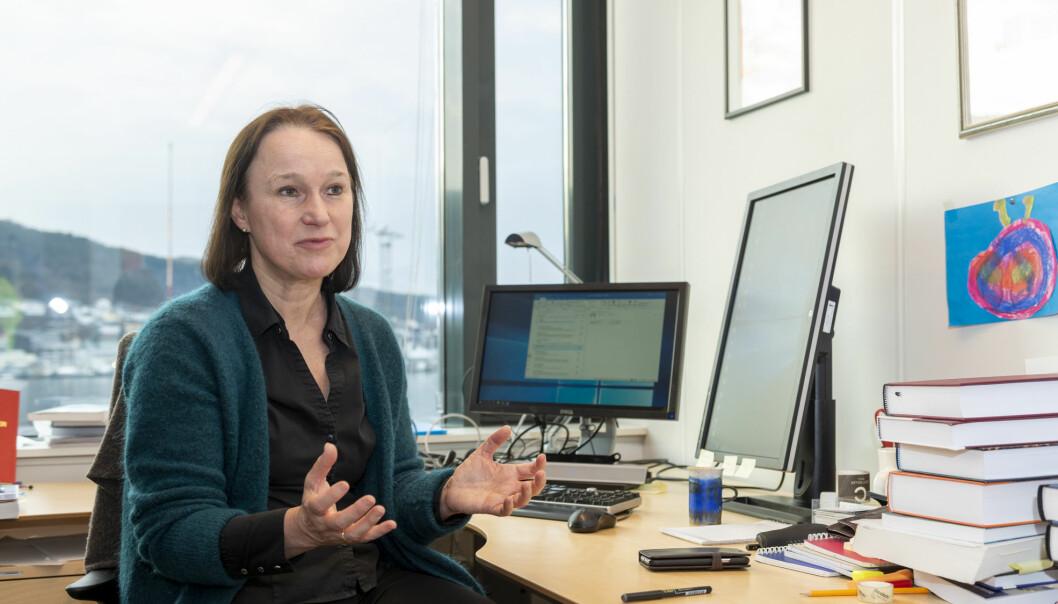 Leder for Granskingsutvalget I Norge, professor Ragna Aarli, mener Lunds universitet har tatt i bruk en urimelig og uforholdsmessig reaksjon i saken.