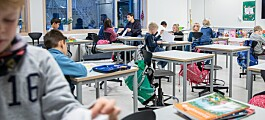 Ledige plasser på 23 lærerutdanninger