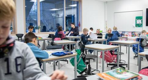 Lærernedgang skyldes SSBs fremskrivning fra helvete