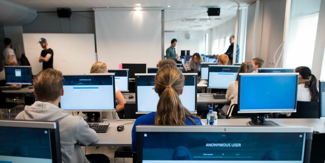 Fenomenet digital læring finnes ikke, skriver Arne Krokan, og legger til: All læring foregår inne i hodene våre, og der er prosessene analoge. Det som er digitalt er stimuliene som kan føre til læring.
