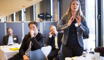 Toppsjefen i Forskningsrådet, Mari Sundli Tveit, har merket seg norske yngre forskere som har gjort innhugg i ERC-stipendene.