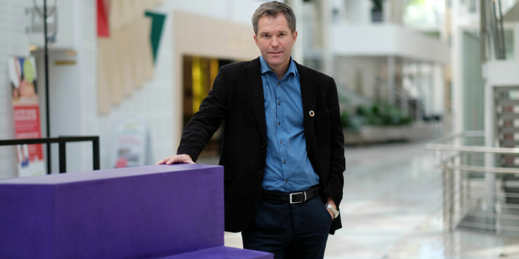 — Det er positivt og lovende med en statsråd som har tydelige ambisjoner for forskningen i Norge, sier John-Arne Røttingen, administrerende direktør i Forskningsrådet.
