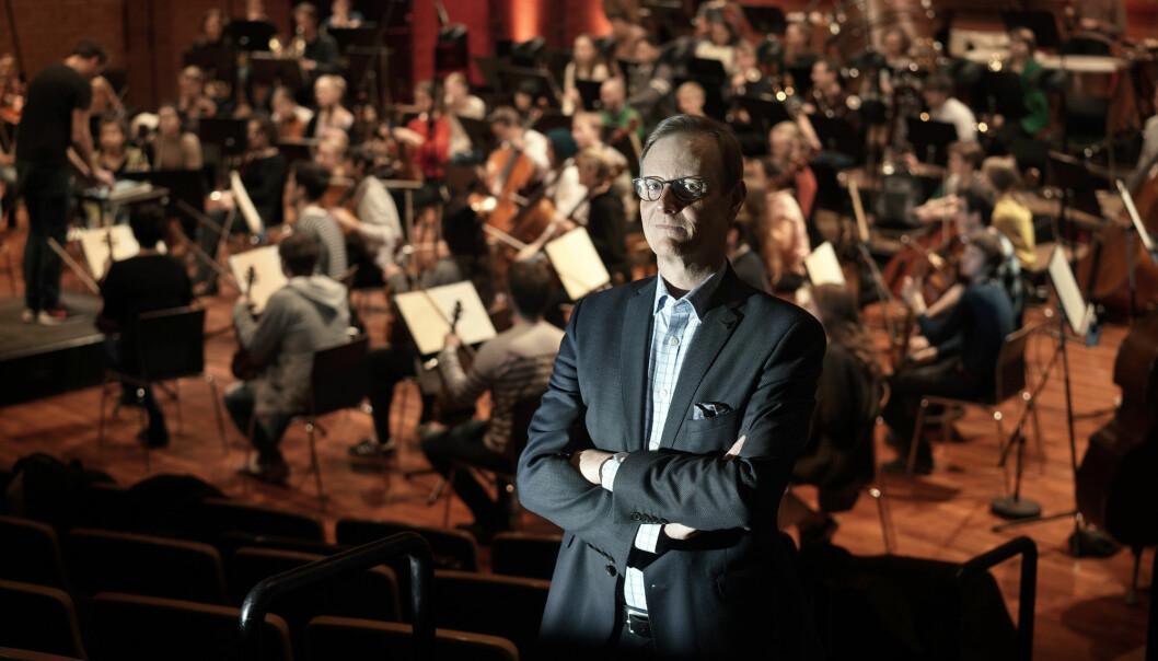 Peter Tornquist, rektor ved Norges musikkhøgskole, er svært kritisk til Forskerforbundets bruk av statistikk om midlertidighet og åremål.