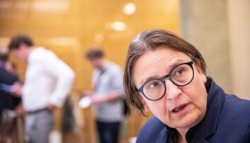 Dekan Ragnhild Hennum har registrert BIs ønske, men vil ikke uttale seg om saken da hun ikke kjenner detaljene i planene deres.