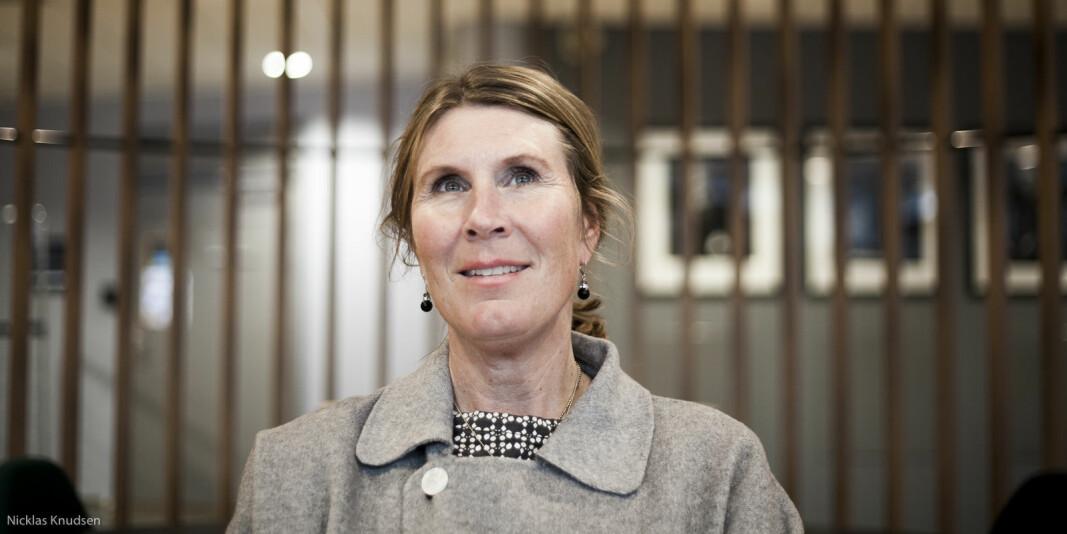 Direktør for utdanning ved OsloMet, Marianne Brattland.