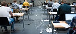 Mange tusen eksamener endret denne våren
