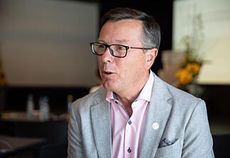 Rektor etter tyskervits-saka: —Me greidde ikkje å handtera saka på rett nivå og rett måte