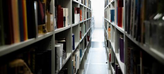 Skuffet over bibliotekenes vilje til å hjelpe studentene