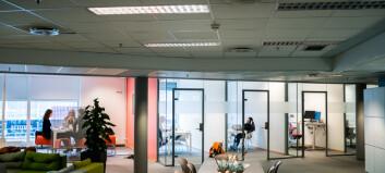 Statsbygg: Fleksible kontor gir ikke økt sykefravær