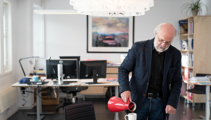 Rektor Petter Aasen ved Universitetet i Sørøst-Norge.