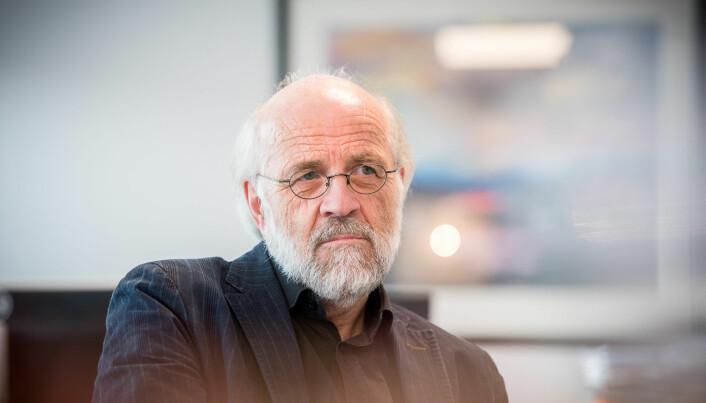 Rektor Petter Aasen ved Universitetet i Sørøøst-Norge.