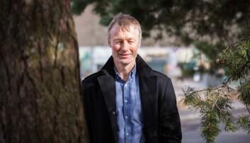 Lars Tore Ronglan (59), valgt rektor ved Norges idrettshøgskole