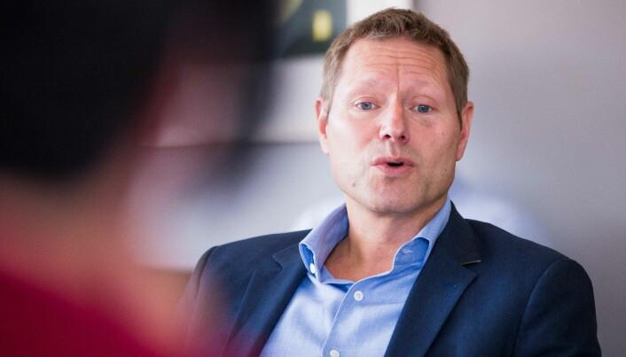 Vi kan risikere at flere nyutdannede kan få utfordringer med å skaffe seg en jobb som er relevant for den utdanningen de ha, sier Sveinung Skule.