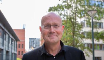Professor Jan Heiret ønskjer å verta direktør.