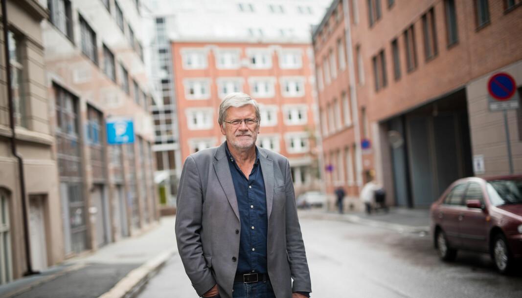 Det er noe noe fundamentalt galt med prosessen om hvordan toppledere ved norske universitets- og høgskoler tilsettes, det er new public management på sitt verste, mener professor Anders Breidlid.