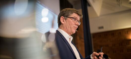 UiO-rektor: Overdrevet fokus på penger fra EU