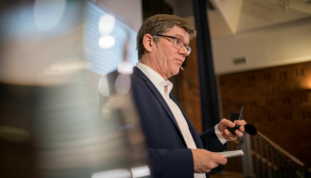 Rektor ved Universitetet i Oslo, Svein Stølen, mener også at innsatsen må intensiveres for å øke den norske deltakelsen i pilaren som fremragende forskning.
