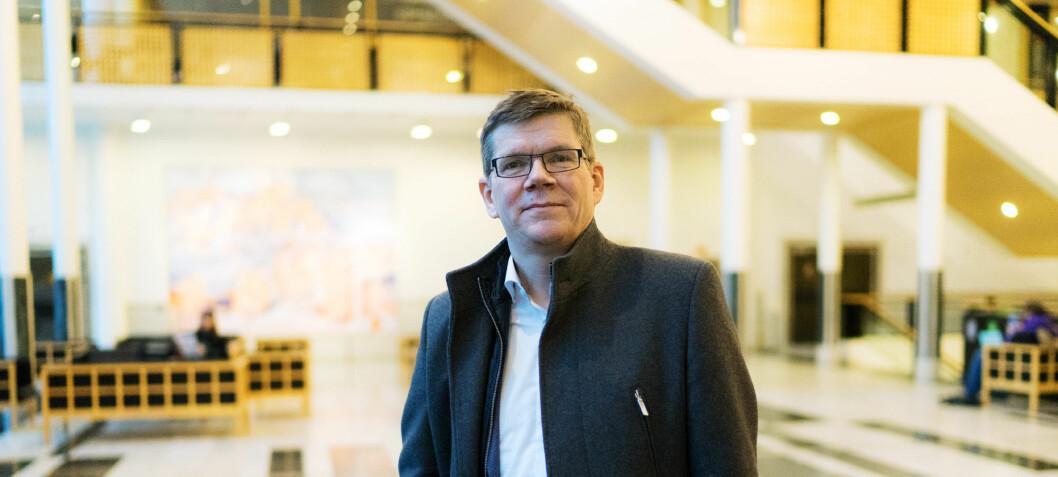 UiO planlegger digital undervisning til høsten