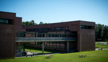 Campus Kristiansand, Universitetet i Agder.