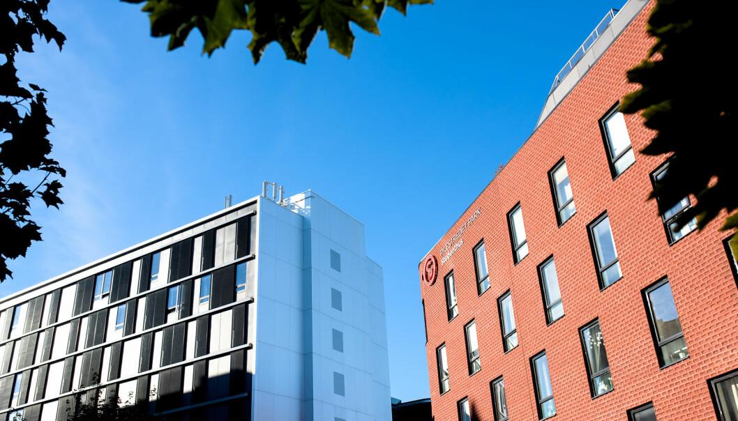 Samskipnaden i Oslo og Akershus har boliger spredt over hele Oslo. Her fra Pilestredet. SiO har en halv milliard kroner på bok.