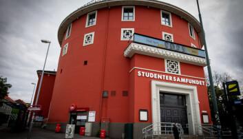 Studentersamfundet i Trondheim.