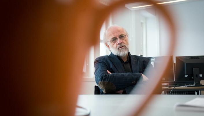 Petter Aasen, rektor på Universitetet i Sørøst-Norge.