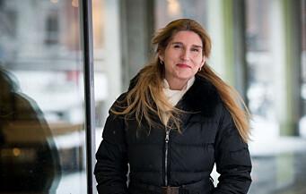 Hun er ansatt som ny direktør ved Kunsthøgskolen