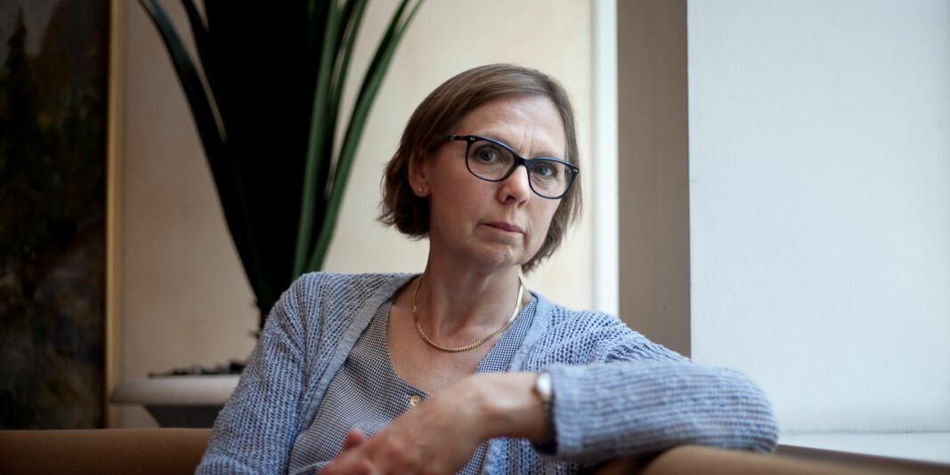 Marit Kirkevold etterlyser mekanismer som regulerer dimensjonering av sykepleier utdanning i sektoren
