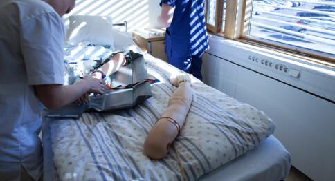 Regjeringens plan gir mindre kompetanse til norsk helsevesen