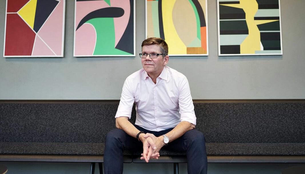 — Jeg tenker at her må vi være rettferdige og vurdere hvert enkelt tilfelle, sier rektor Svein Stølen om klagene over behandling på gruppenivå .