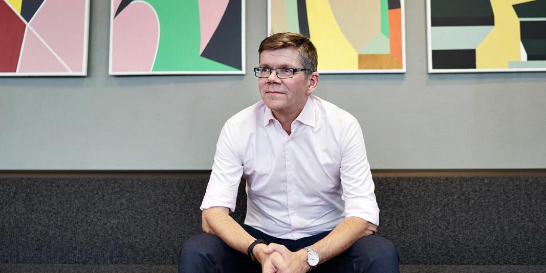 Rektor ved Universitetet i Oslo, Svein Stølen, etterlyser mer fokus på grunnforskningen etter at ingen norske forskere fikk tildelt advanced grants fra Det europeiske forskningsrådet .