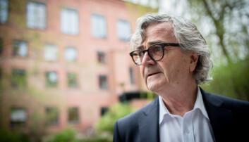 Tidligere leder i Forskerforbundet Petter Aaslestad