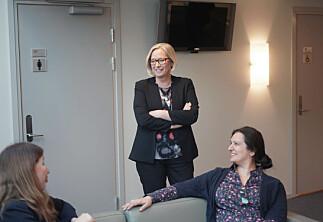 Marit Arnstad (Sp) vil ha færre direktorater i kunnskapssektoren