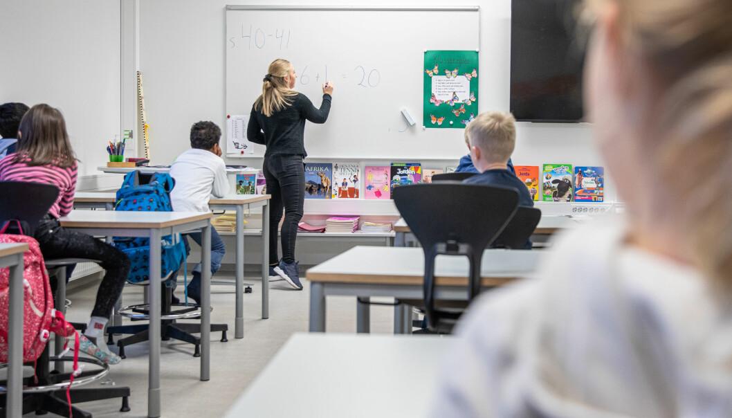 Ingen er tjent med verken å underkommunisere eller overdrive fremtidens lærerbehov, skriver statsrådene Guri Melby og Henrik Asheim i svar til Utdanningsforbundets Renate Nordnes.
