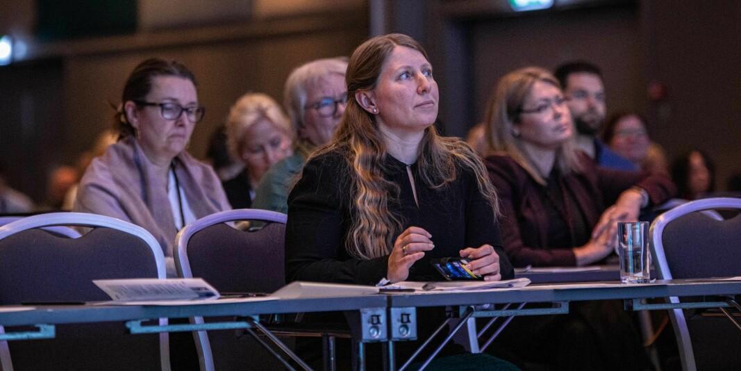 Guro Elisabeth Lind, leiaren i Forskarforbundet, meiner Høgre sitt forslag i utkastet til partiprogram, er feil veg å gå.