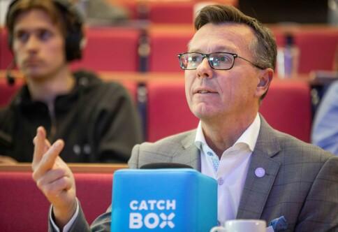 Rektor beklager ikke munnkurv i tyskervits-sak