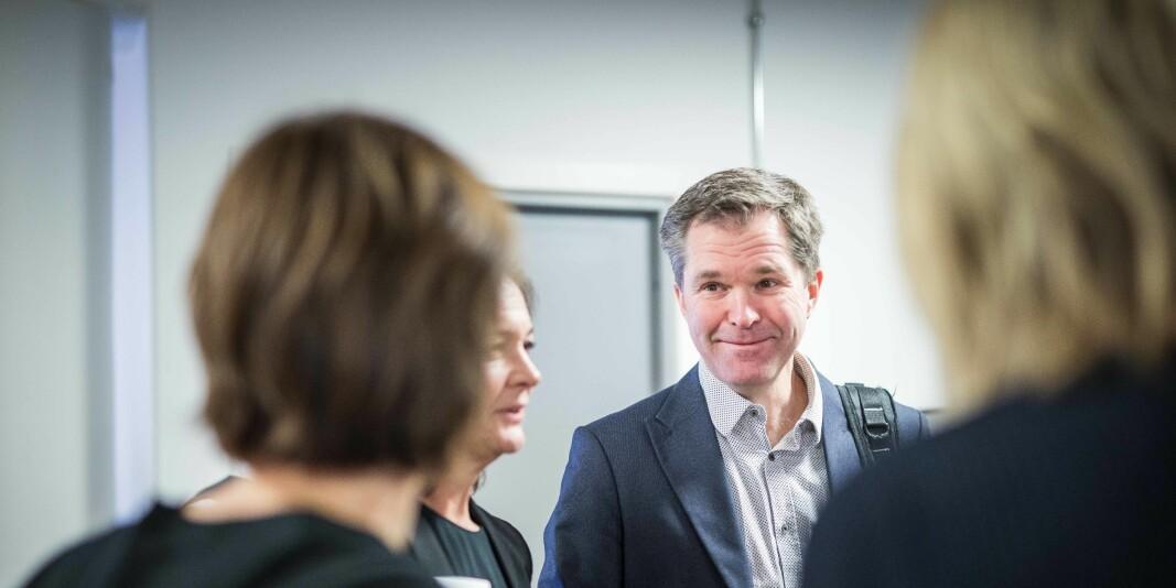 Samarbeidet i Horisont 2020 fortsetter som før, konstaterer direktør John-Arne Røttingen i Forskningsrådet.