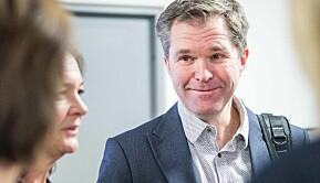 John-Arne Røttingen er positiv til mer samarbeid i instituttsektoren.