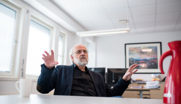 Rektor Petter Aasen har forventninger til satsing på fleksibel utdanning.
